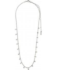 Pilgrim Halskæde: Panna: Sølvbelagt 652036001