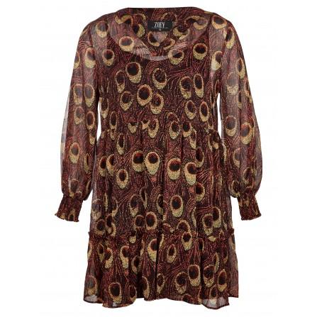 Zoey ADA Dress - Kjole 201-3023