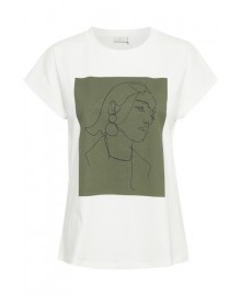 Kaffe KAfally Roundneck T-shirt 10551773
