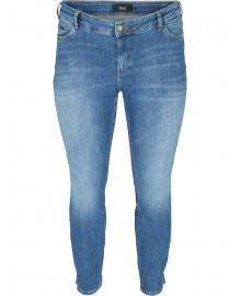 Zizzi Jeans, Long, Sanna Ex. Slim J10412A