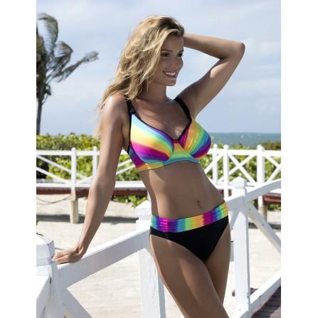 WIKI Full cup bikini top 552-3467