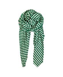Black Colour Austin scarf green/white 198037GE