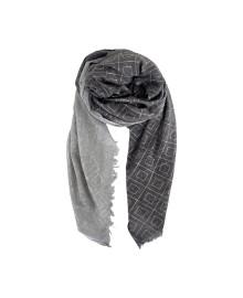 Black Colour ECLIPSE scarf grey/silver 198155GR