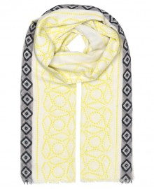 UNMADE Copenhagen Heba scarf Yellow 81948-63
