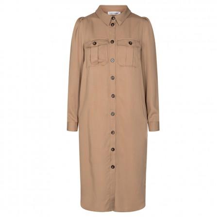 Co'couture Uni Shirt Dress 95391