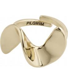 Pilgrim Ring: Karena: Guldbelagt 272032034